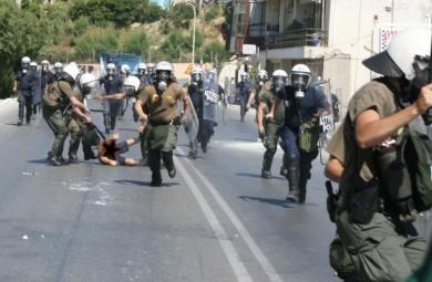 The Greek State of neverending Emergency
