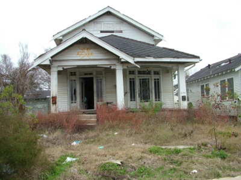 Squatting Versus Speculation In New Orleans Antidote Zine