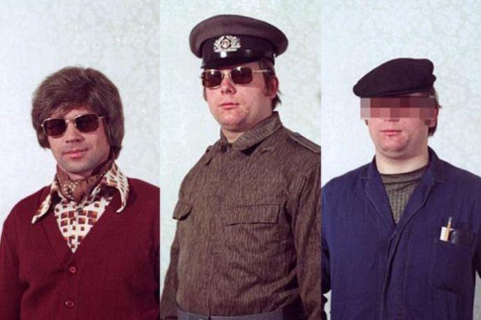Stasi disguises (simonmenner.com)