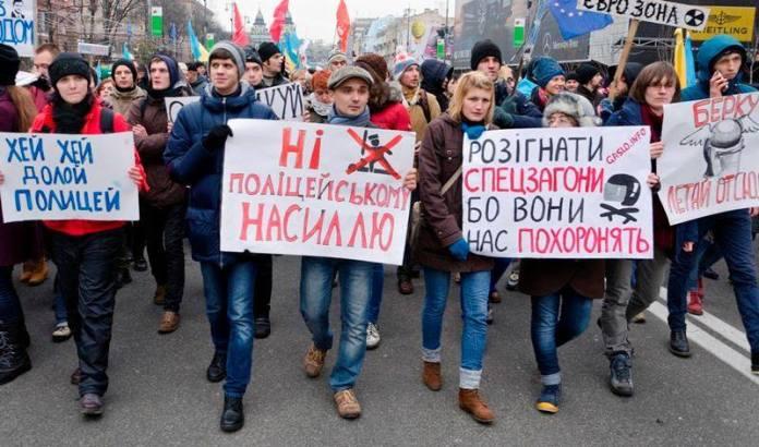 #LeftMaidan: Linke auf dem Maidan