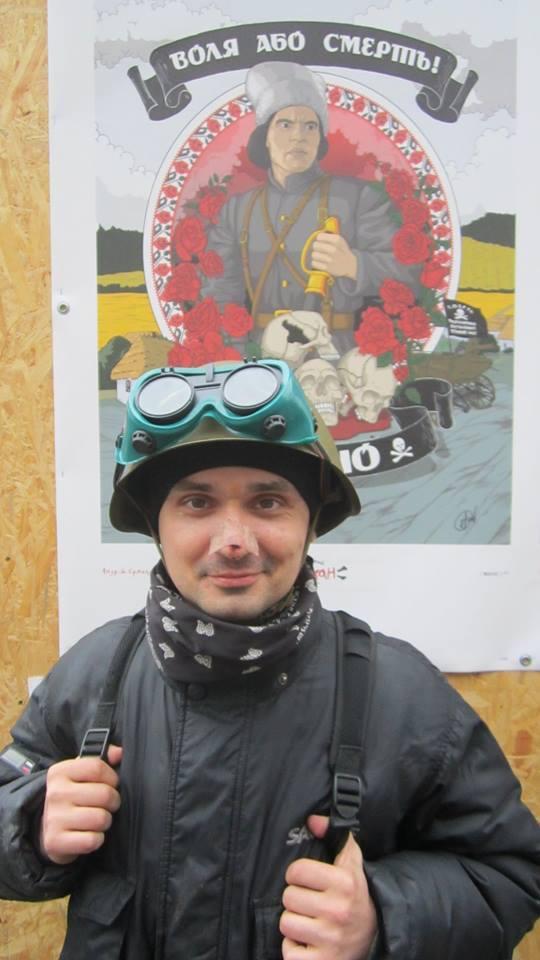 Sergeij Kemskiy... Ruhe in der Macht! Niemals vergessen!