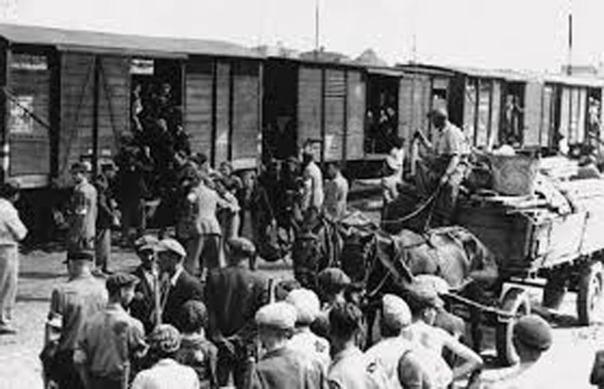 Deportation of All Crimean Tartars, 18th May 1944