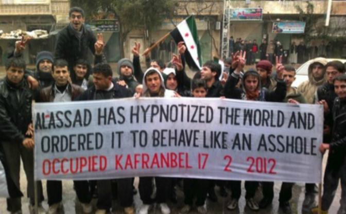 AssadAsshole