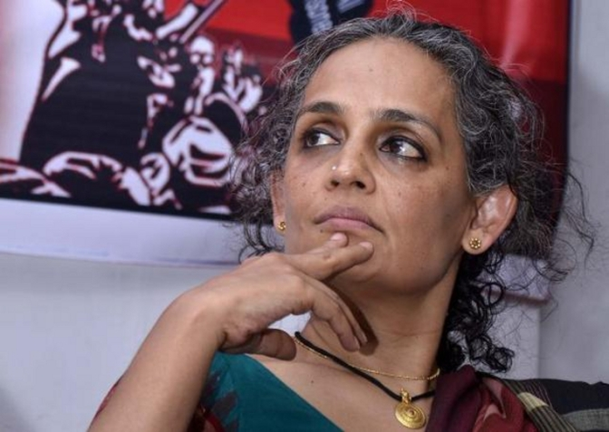 """""""We Have to Understand the Game. We Are All Playing it."""" Arundhati Roy on Capitalism"""