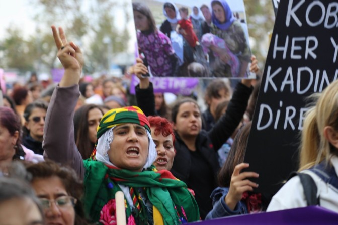 Interview: Fighting the Violent Patriarchy in Turkey