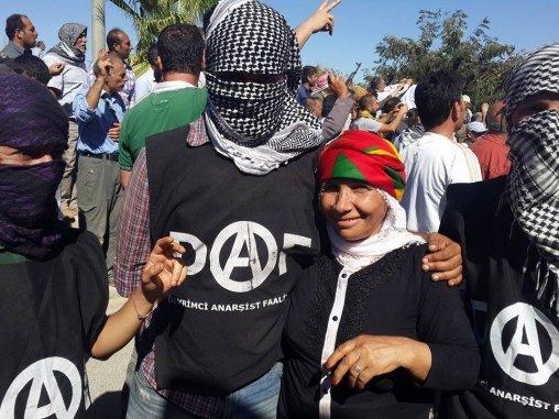 D.A.F. in Kobane