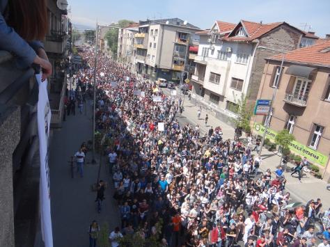 23 April 2015, Skopje