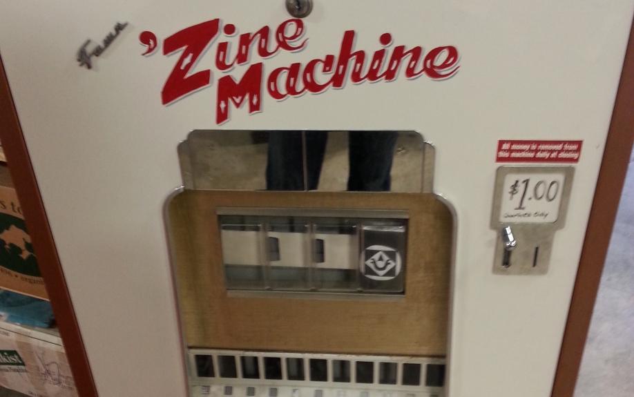 zine machine