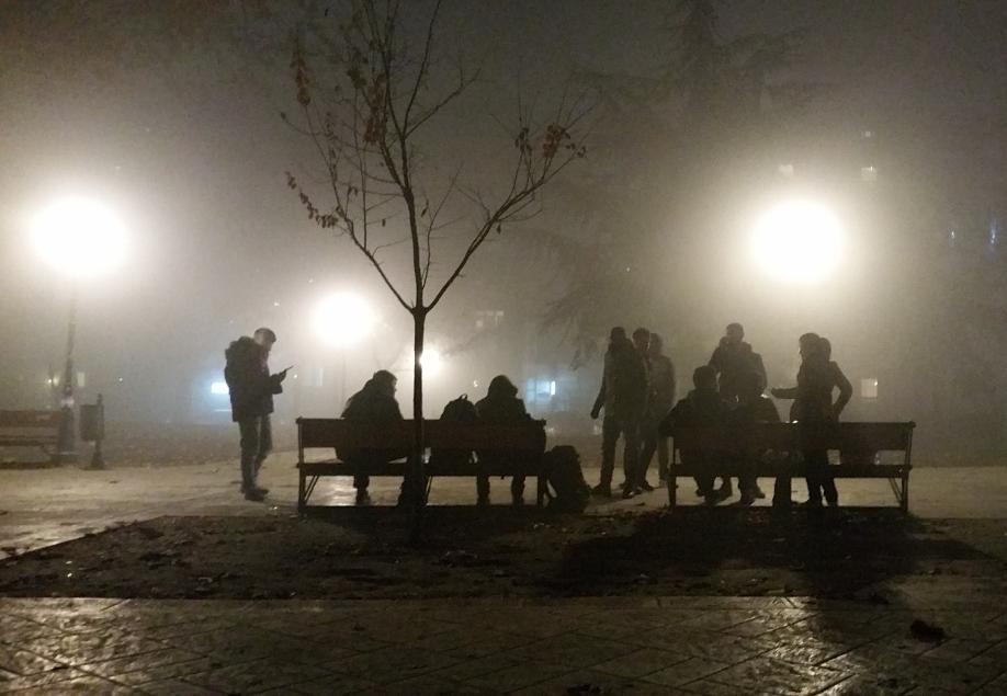 Oh Balkan-Pioniere: Die Anatomie einer Fluchtroute   aNtiDoTe Zine