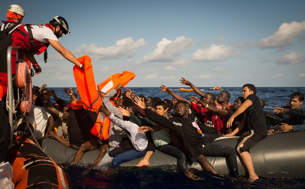 What Is Autonomy >> Heroism and Horror in the Mediterranean | aNtiDoTe Zine